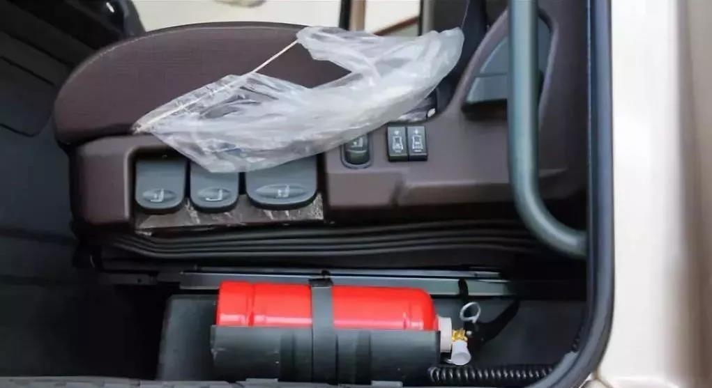减震气囊座椅出现之前的卡车座椅是怎样的