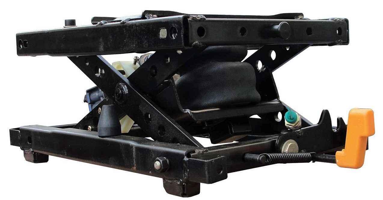 大卡车的减震气囊座椅如何保养维护