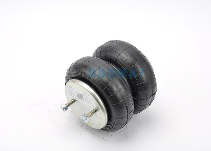 橡胶空气弹簧的设计原则和工作原理