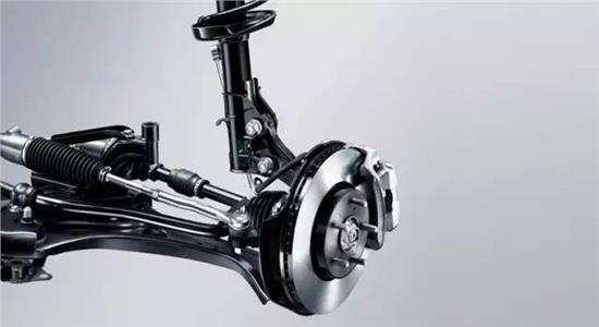 为何轿车有空气悬挂弹簧还装减震器?