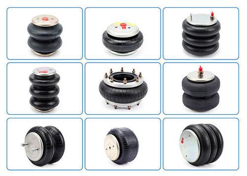 橡胶空气弹簧的减震特性有哪些?