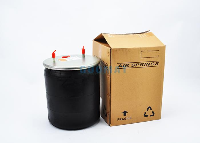 空气弹簧减振器的结构特性