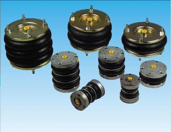 空气弹簧减震器各种类型简析